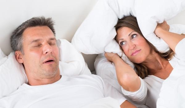 Apnee durante il sonno